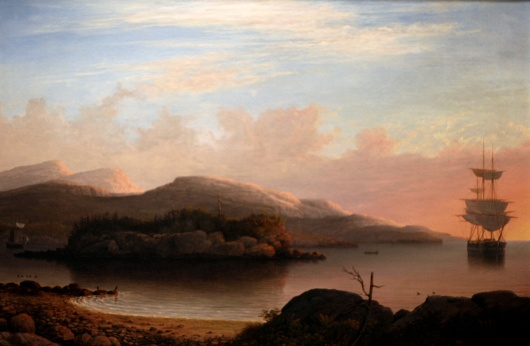 WLA_brooklynmuseum_Fitz_Henry_Lane-Off_Mount_Desert_Island_1856